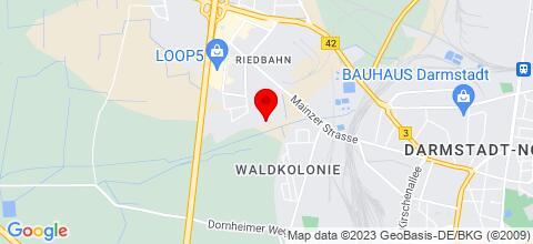 Google Map für Privatzimmer/Appartment