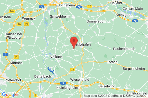 Karte Frankenwinheim