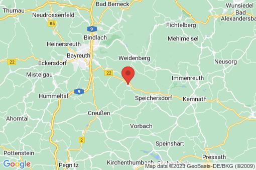 Karte Seybothenreuth