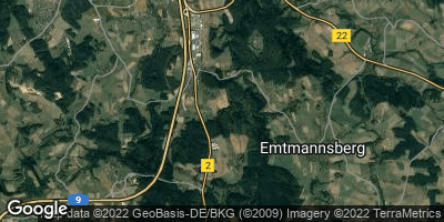 Google Map of Wolfsbach