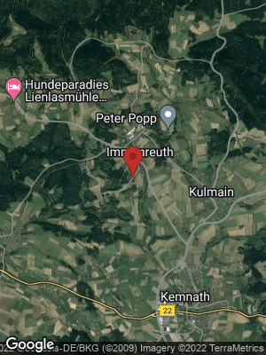 Google Map of Immenreuth