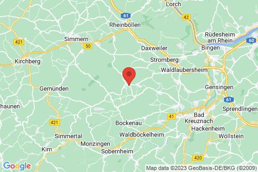 Karte Münchwald