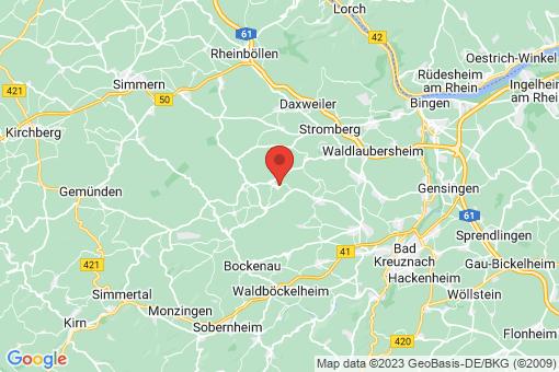 Karte Spabrücken