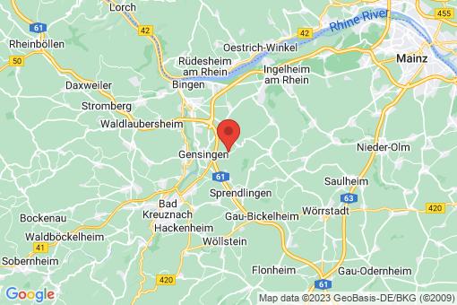 Karte Horrweiler