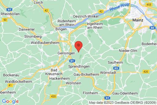 Karte Aspisheim