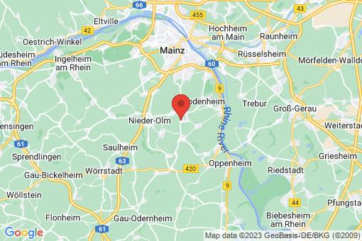 Karte Harxheim