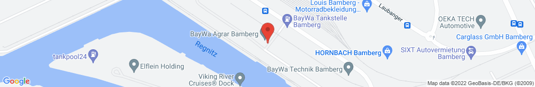 BayWa Agrar Bamberg Anfahrt