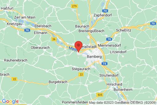 Karte Bischberg