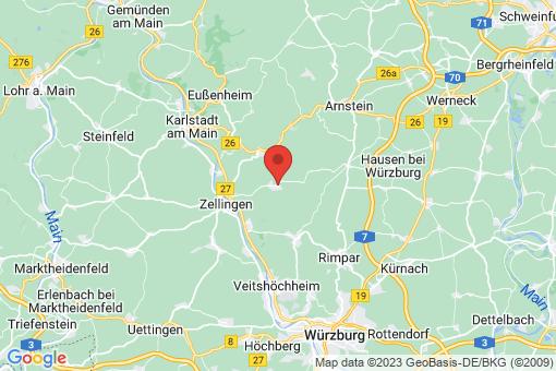 Karte Retzstadt