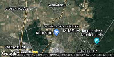 Google Map of Arheilgen
