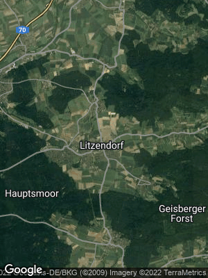 Google Map of Litzendorf