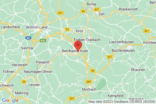 Karte Bernkastel-Kues