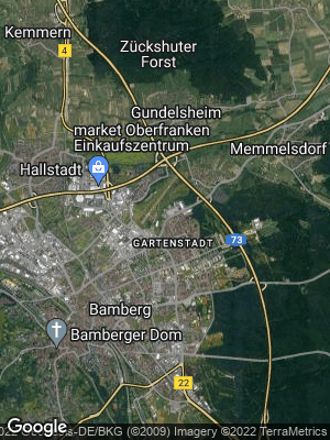 Google Map of Kramersfeld