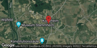 Google Map of Kolitzheim
