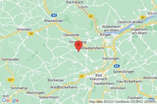 Karte Eckenroth