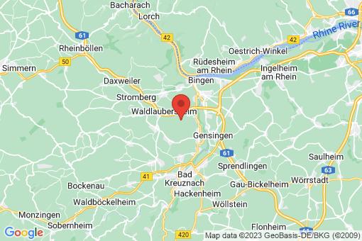 Karte Dorsheim