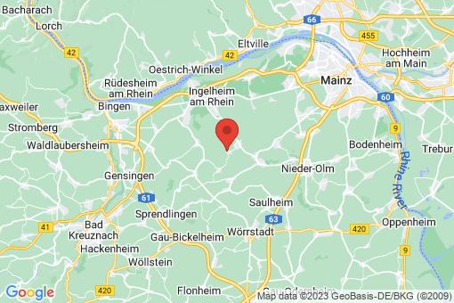 Karte Bubenheim