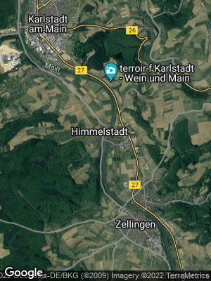 Google Map of Himmelstadt