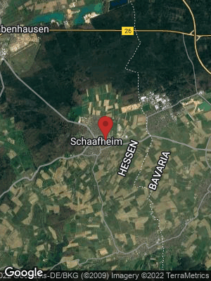 Google Map of Schaafheim