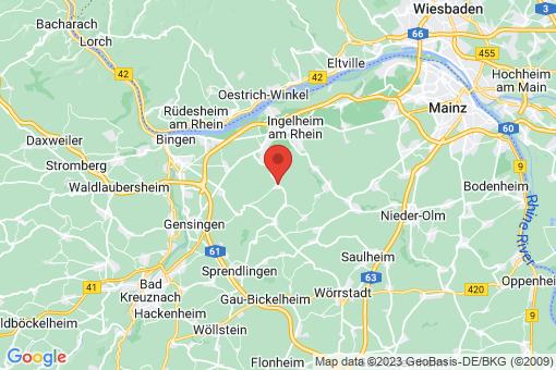 Karte Appenheim