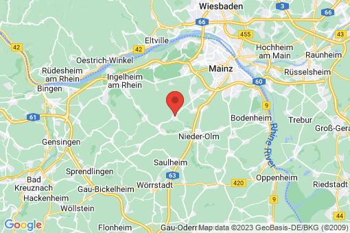 Karte Essenheim