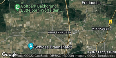 Google Map of Gräfenhausen