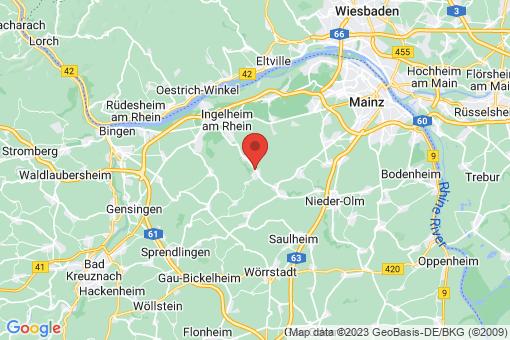 Karte Schwabenheim an der Selz