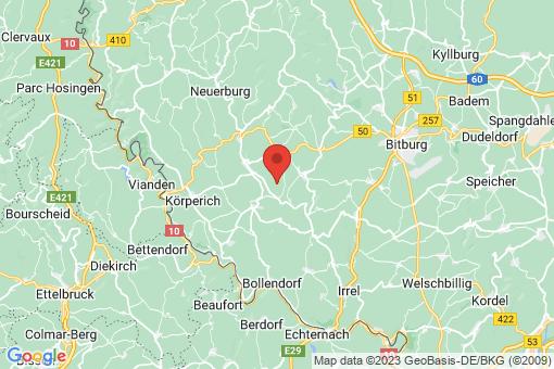 Karte Halsdorf