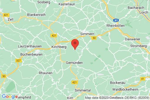 Karte Ravengiersburg