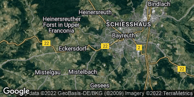 Google Map of Meyernberg
