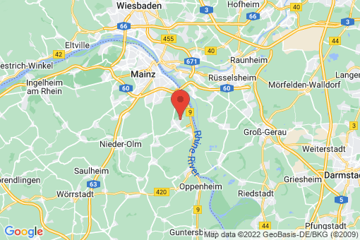 Karte Bodenheim