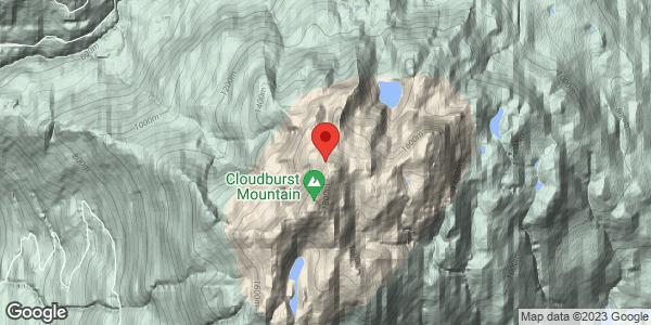 Cloudburst Northwest Route