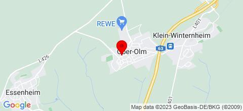 Google Map für Gästezimmer in netter Athmosphäre