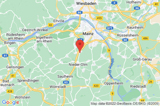 Karte Klein-Winternheim