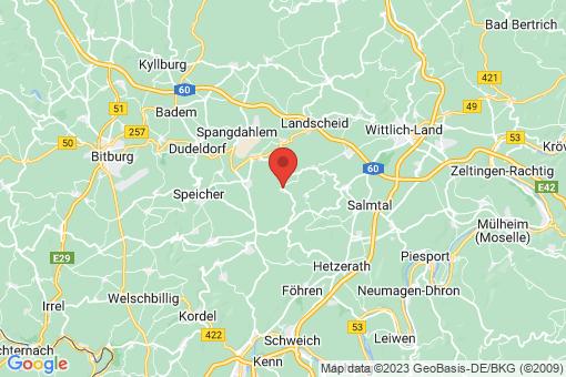 Karte Niersbach