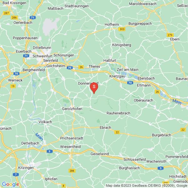 Steigerwald-Bogenparcours