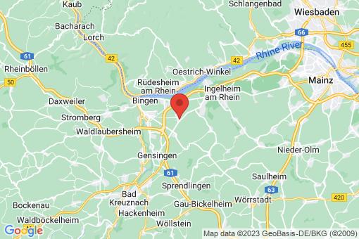 Karte Ockenheim