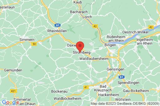 Karte Stromberg