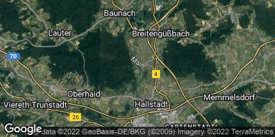 Google Map of Kemmern