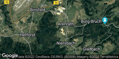 Google Map of Arenrath