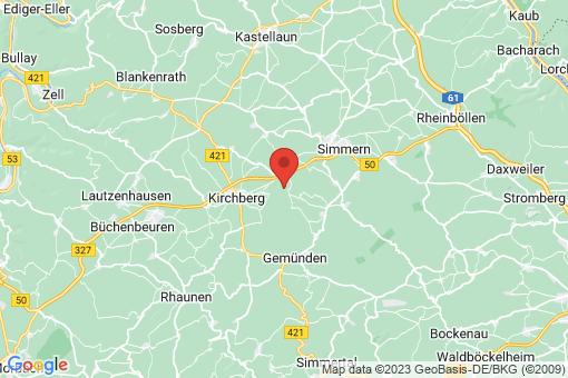 Karte Oppertshausen