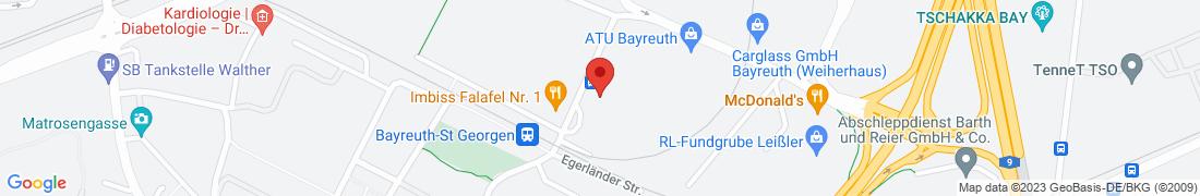 BayWa AG Bayreuth Anfahrt