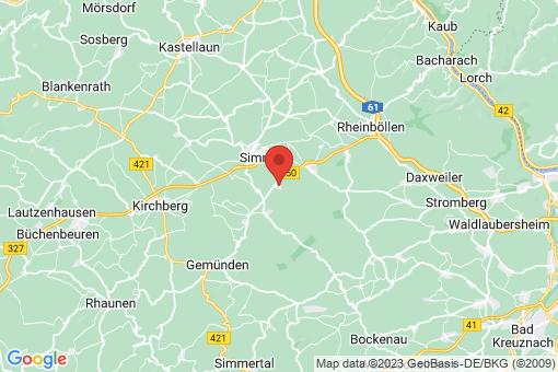 Karte Riesweiler