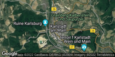 Google Map of Karlstadt