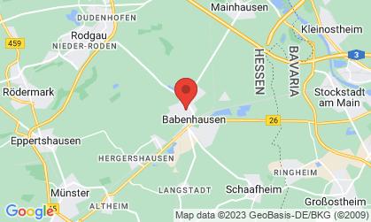 Arbeitsort: Babenhausen
