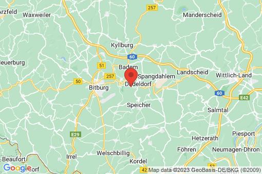 Karte Gondorf