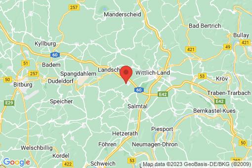 Karte Bergweiler