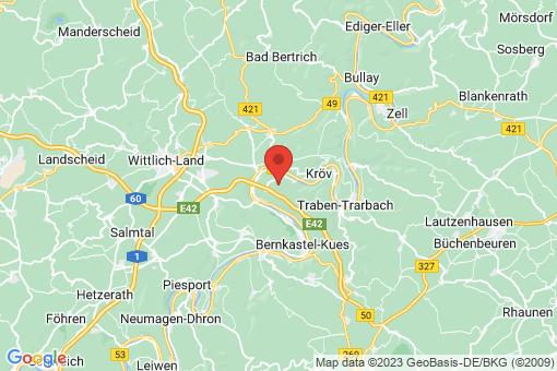 Karte Lösnich