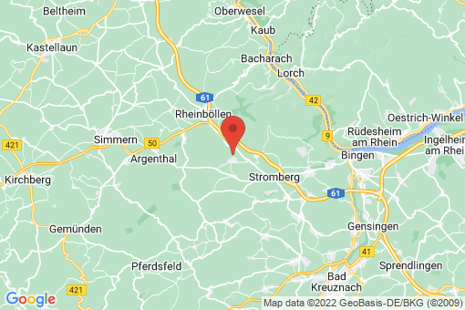 Karte Seibersbach