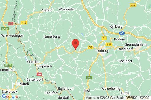 Karte Mülbach